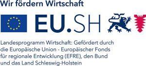 Gefördert durch das Land Schleswig-Holstein und die EU